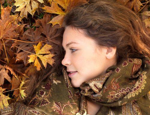 Der Herbstzauber für Ihre Haut